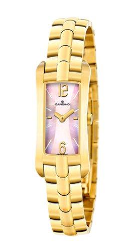 Orologio da polso da donna Candino Baguette C4359-2