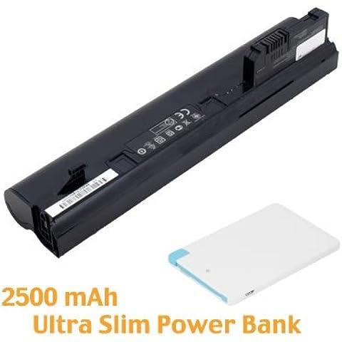 Battpit Batteria per notebook Compaq Mini CQ10-100ER (4400 mah) Corredato