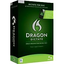 Dragon Dictate v2.5 / Mac / englisch / CD Mini Box