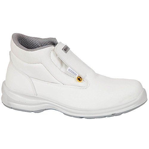 Giasco stivali da neve Baltic S2, bianco, 92I2046 Bianco