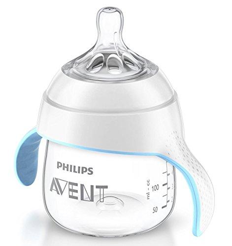 Philips Avent Naturnah Trinklernbecher SCF251/00, ab 4.Monat, 150ml - 2