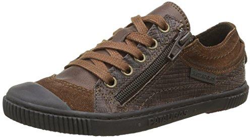 PataugasBisk/G J4B - Sneaker Bambino , Marrone (Marron (Choco)), 30
