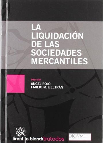 La liquidación de las sociedades mercantiles
