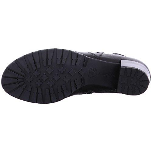 Ara12-43005-71 - Chaussures Plates Noires Pour Femmes