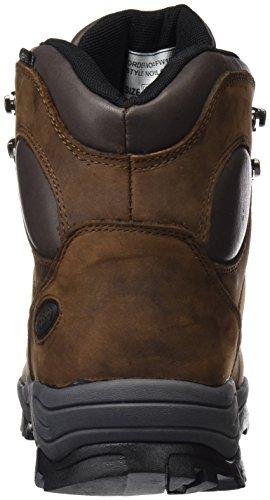 Lorient Izas-Stivali di montagna, uomo, colore: marrone Marrone