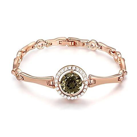 Coach House Jewelry NA Alliage Kristall