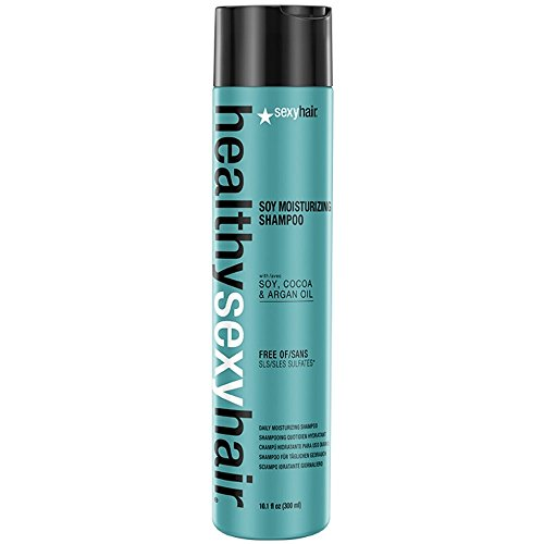Sexy Hair Healthy Soja Milch Shampoo 283g -
