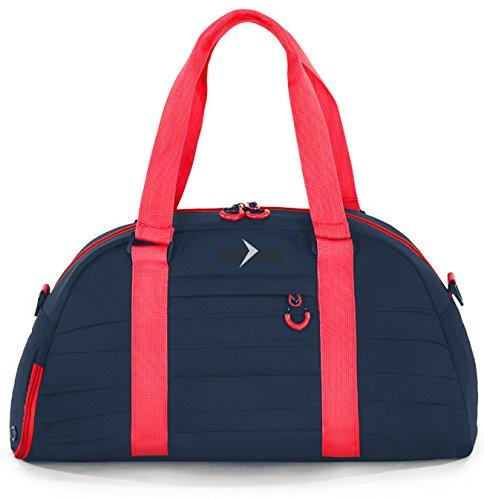 OUTHORN Moderne Sporttasche Reisetasche 31 L Riementasche für Fitness Gym Urlaub TPU628 SW16 Dunkelblau