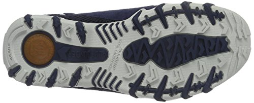 Allrounder by Mephisto Niro, Chaussures Multisport Outdoor Femme Blau (INDACO/INDACO)