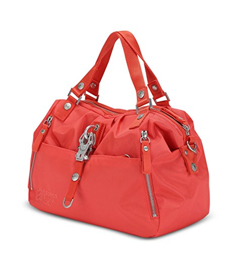 George Gina & Lucy Cotton Candy Handtasche 34 cm hot lobster