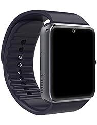 Smartwatch A8para Smartphone, bluetooth, iOS y Android, color Gery