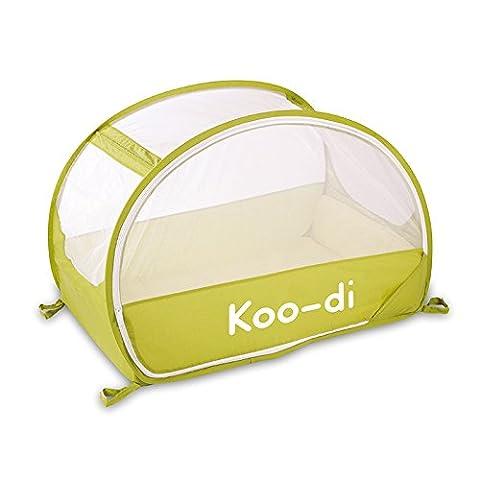 Koo-Di Lit Bébé de Voyage Bubble - Citron vert