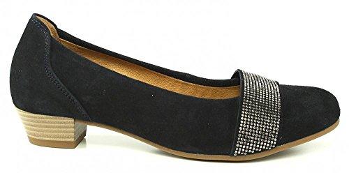 Comfort Taille Matelas Gabor Femme Bleu En Escarpins Chaussures 4qrqptWw
