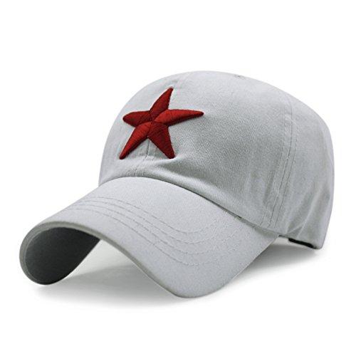 Printemps/Eté fashion coréenne hommes et femmes coton lavé casquette de baseball/Cap plein air/Star loisirs broderie casquette G