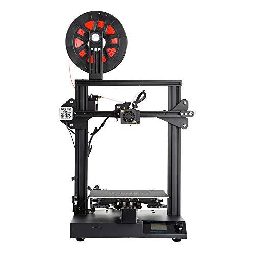 Offizielle Creality 3D Drucker CR-20 Vollmetall Integriertes Design mit Weiterdruck nach dem Ausschalten - 2