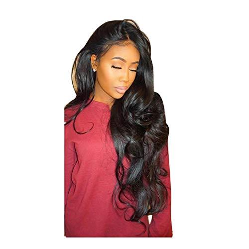 Lockige Perücke Glueless Volle Spitzeperücken Schwarze Frauen Indische Remy Menschliches Haar Lace Front