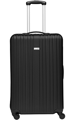 Packenger Line Koffer, Trolley, Hartschale  3er-Set in Schwarz, Größe M, L und XL - 2