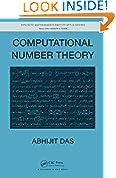 #6: Computational Number Theory (Discrete Mathematics and Its Applications)