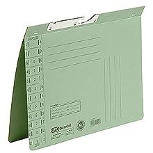 Elba 100560089 A4 Cartoncino Verde cartella sospesa e accessorio
