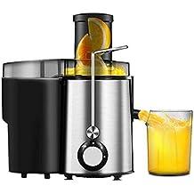 RMXMY Separador automático de residuos de Frutas y Verduras del hogar Multifuncional máquina de Jugo de