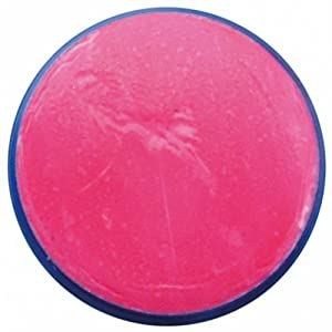 Snazaroo - Maquillaje al agua para cara y cuerpo (30 ml)- color rosado brillante