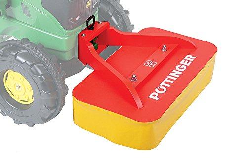 *Pöttinger Mähwerk Frontmähwerk aus Holz für Rolly Toys Traktor*