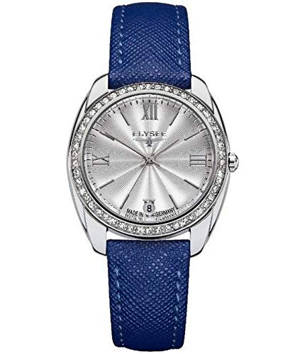 Elysee Ladies Watch Diana 28600BLUE