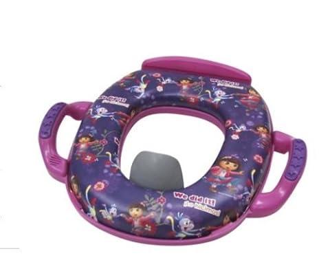 Dora Adventures Ahead Deluxe Sounds Potty Seat Nickelodeon
