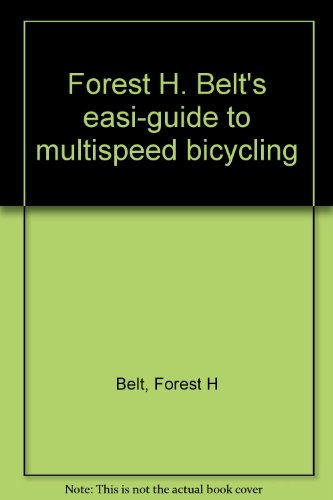 Easy-guide to Multispeed Bicycling
