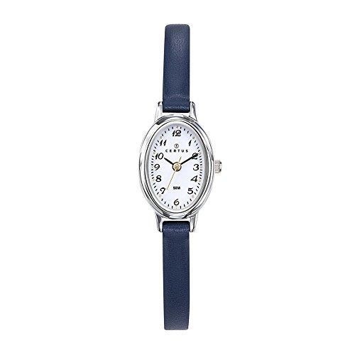 CERTUS Reloj Analógico para Mujer de Cuarzo con Correa en Cuero 644282