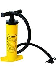 Aquadesign Pompe à main double action Jaune