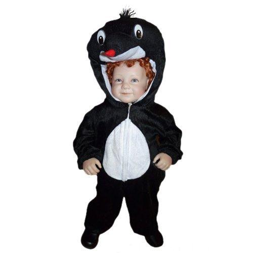 (Maulwurf-Kostüm, An47 Gr. 68-74, für Babies und Klein-Kinder, Maulwurf-Kostüme Maulwürfe Kinder-Kostüme Fasching Karneval, Kinder-Karnevalskostüme, Kinder-Faschingskostüme, Geburtstags-Geschenk)