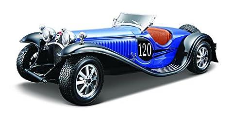 BBurago 18-25035 - Kit Collezione 1:24 Bugatti Type 55 (1932)