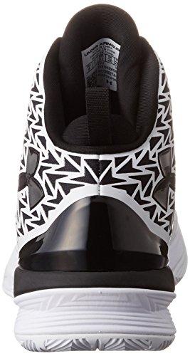 Descuentos De Venta Under Armour S Clutchfit Drive 3 S White Black White Black Aclaramiento De 100% Auténtico Resistente Precio Barato Profesional Bajo Costo JcddfJWm
