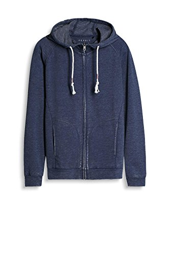 ESPRIT Sports Damen Sweatshirt Blau (Navy 2 401)