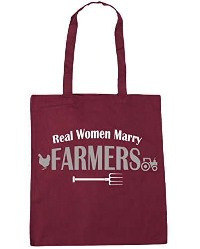 hippowarehouse-real-women-marry-farmers-tote-shopping-gym-beach-bag-42cm-x38cm-10-litres