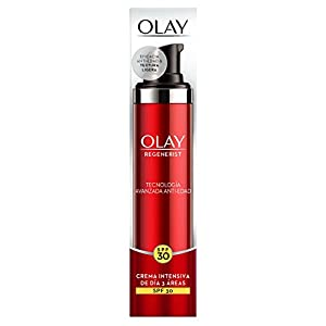 Olay Regenerist 3 Áreas Hidratante Ligera Anti-Edad de Día SPF30 – 50ml