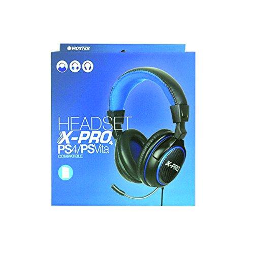 Blade Representaciones - PS4 Headset X Pro 4 (W8106)