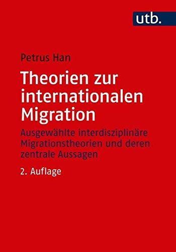 Theorien zur internationalen Migration: Ausgewählte interdisziplinäre Migrationstheorien und deren zentrale Aussagen (Internationale Migration)