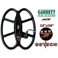 DETECH Bobina de búsqueda de Mariposas para Garrett Ace 150, 200, 200i, 250