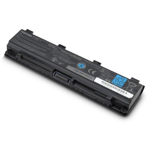Toshiba Akku 6 Zellen 6000mAh für C850/C850D/C855/C855D, C870/C870D/C875D, L830, L850/L850D/L855/L855D, L870/L870D/L875/L875D, P845 (Toshiba Computer-laptop-batterien)