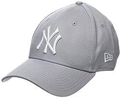 New Era Kappe Herren New York Yankees, Grau/Weiß , OSFA, 10531941
