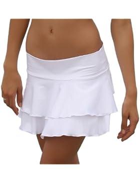 Danza Salsa Sexy playa 2niveles Minifalda