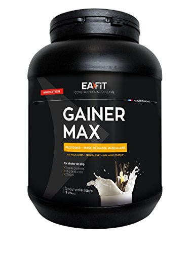Gainer Max Vanille Intense EA Fit 1,1kg