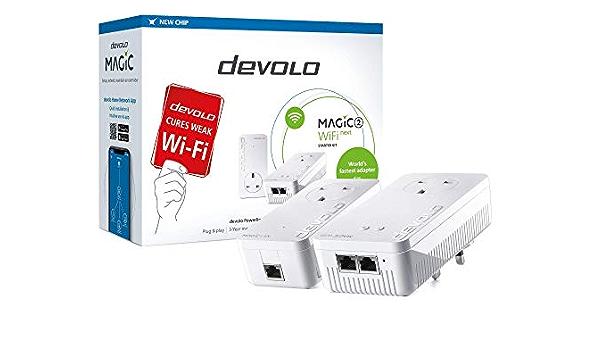 Devolo Magic 2 Wifi Next Starter Kit Elektronik
