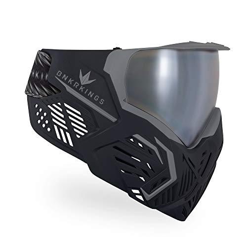 Bunkerkings CMD Paintball Brille/Masken, Black Panther, CMD