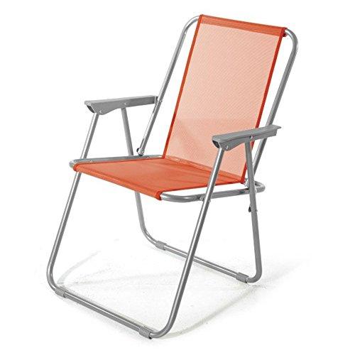 Verdelook Chaise Pliable en textilène