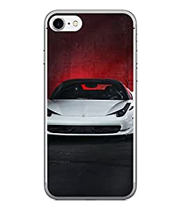 Fuson Designer Back Case Cover for Apple iPhone 6s Plus :: Apple iPhone 6s+ (Wheels Porsche Turbo Engine Light)