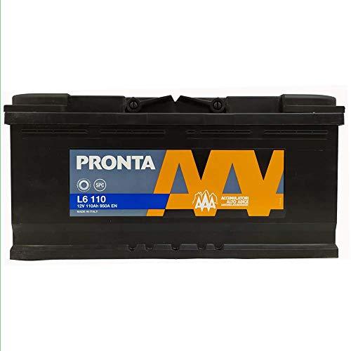 Aaa Batteria 110ah 950en +dx L6 110