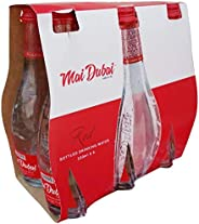 Mai Dubai Still Glass Bottle Water, 6 x 330 ml
